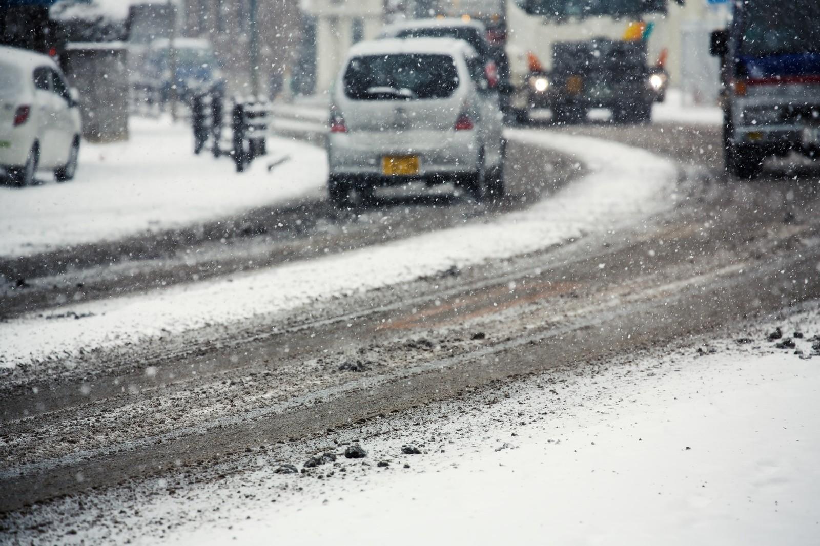 秋田 市 除雪